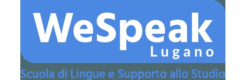 We Speak, la tua scuola di lingue a Lugano e Locarno Logo